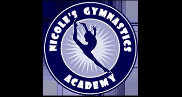 nicole's gymnastics academy logo