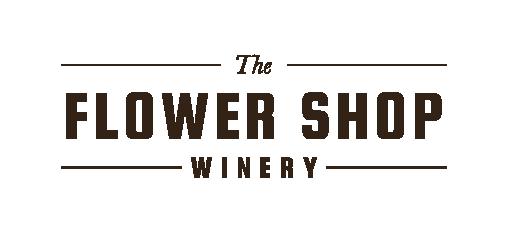 flower shop winery logo