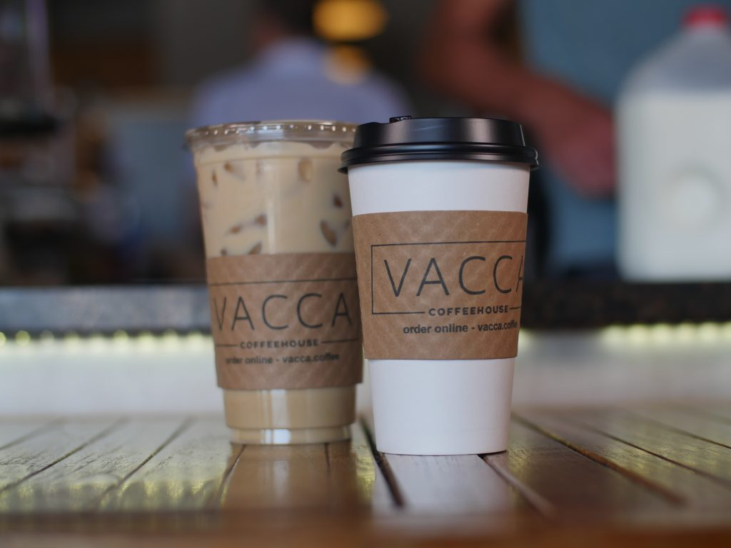 Vacca Coffeehouse Coffees
