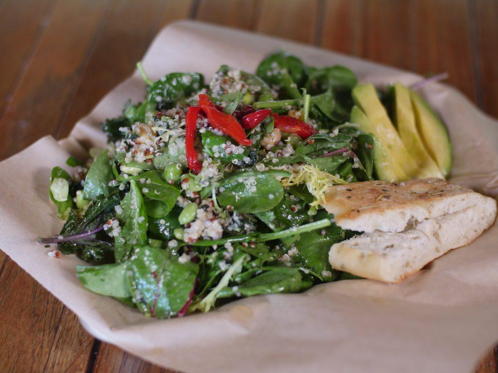 Vacca Coffeehouse Salad