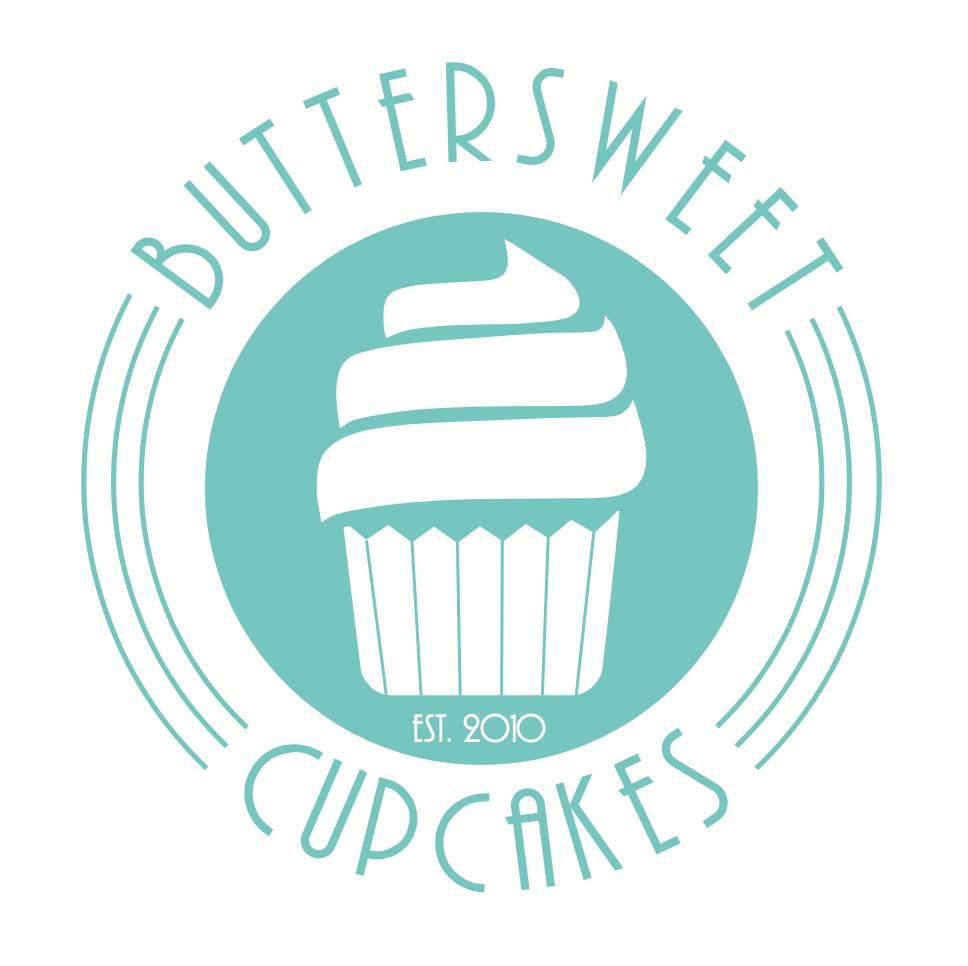 Buttersweet Cupcakes Logo