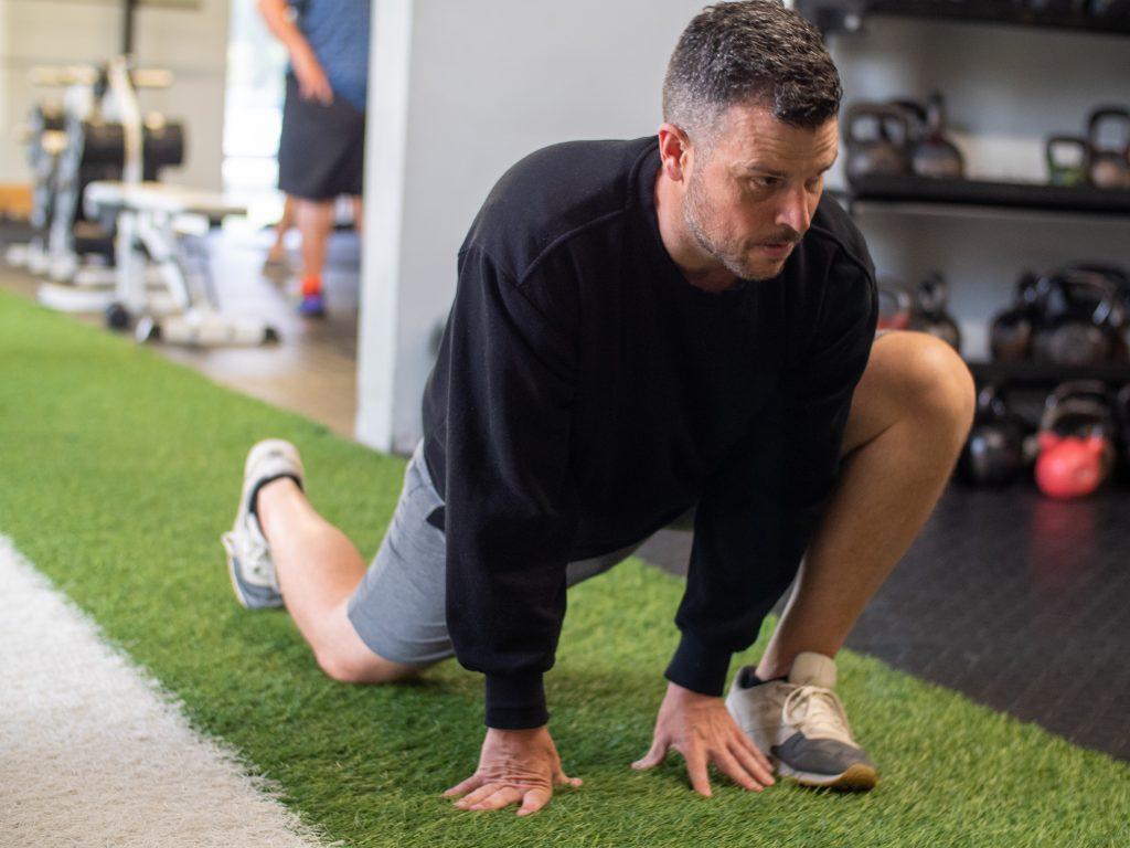 Vitality Mill Member Exercising